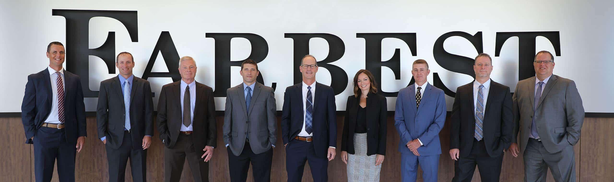 Farbest Foods Corporate Leadership Team