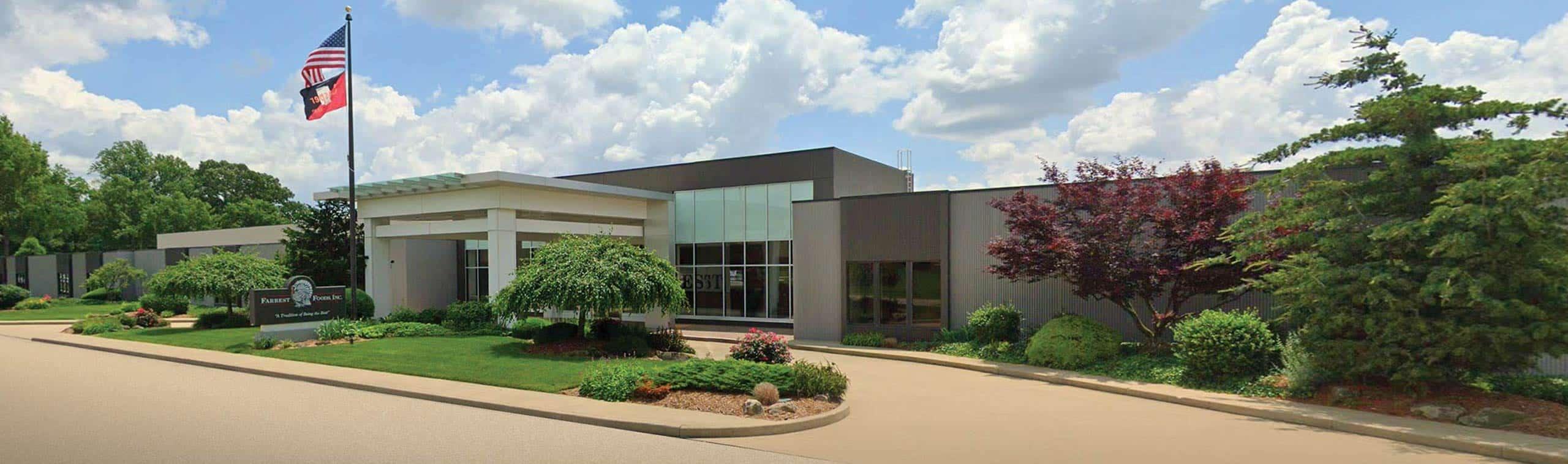Farbest Corporate Headquarters Exterior