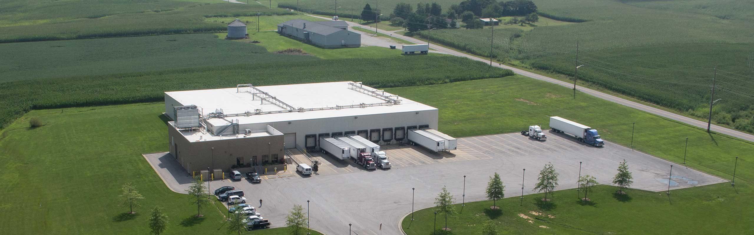 Farbest Foods, Inc. Jasper, Indiana Distribution Center